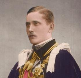 Prince Arthur was the youngest son of Queen Victoria. (Source: Mount Vernon website)