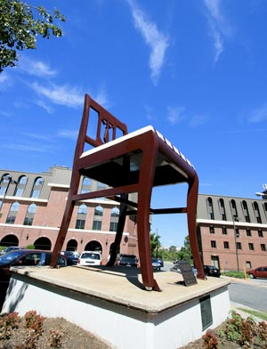 The Big Chair in Anacostia. (Source: Flickr user stgermh)