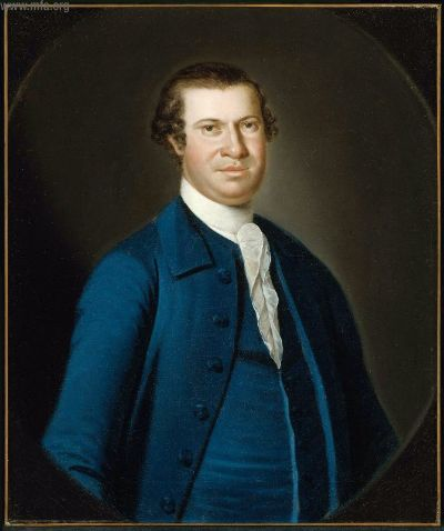 Painting of Anthony Stewart. (Source: Wikipedia)