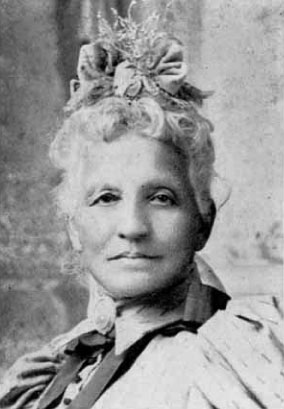 Elizabeth Keckley. (Photo from Documenting the American South collection at UNC-Chapel Hill via Wikipedia)