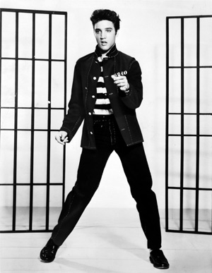 Elvis Presley only performed three times in Washington. The first of which was on a boat in the middle of the Potomac River. (Photo source: Wikipedia)