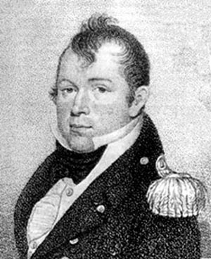Captain Jesse Elliot had his own reasons for hating Decatur and saw an opportunity for revenge in the escalating Decatur-Barron animosity. (Photo source: Wikipedia)