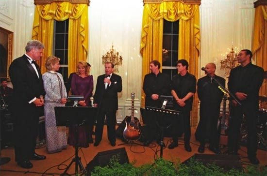 Lou Reed's Appearance at the White House | Boundary Stones