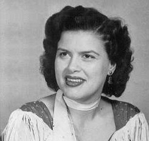 Patsy Cline photo.