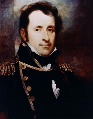 Commondore Stephen Decatur made some enemies during his naval career and was challenged to a duel by James Barron in 1820. (Photo source: Wikipedia)