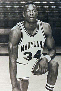 Len Bias was one of the best basketball players ever to play at Maryland but he died of a drug overdose before playing a game in the NBA. (Photo source: AP)