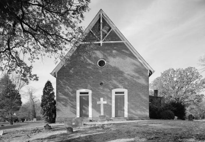Addison Chapel. (Source: Library of Congress)