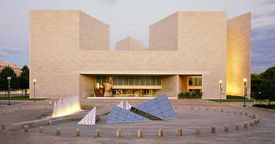 How I.M. Pei Brought Modern Architecture to the National Mall