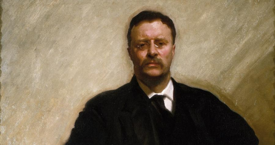 A Tale of Two Painters: Theodore Roosevelt's Portraits
