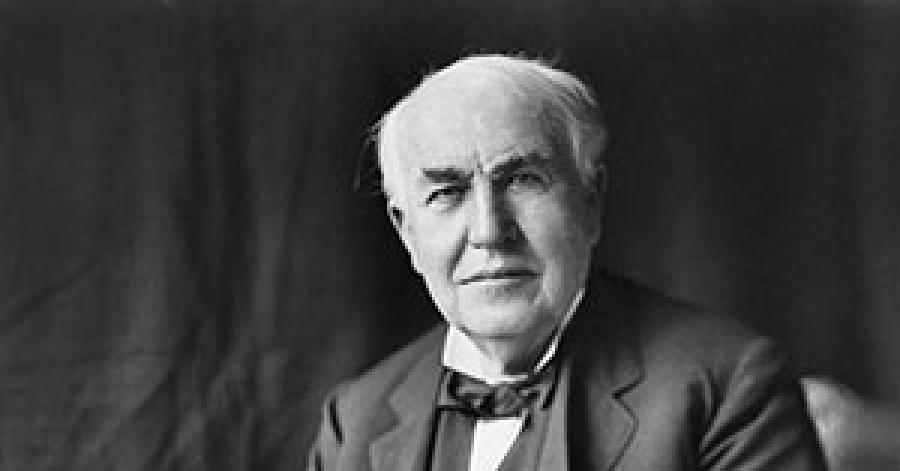 Thomas Edison's D.C. Invention