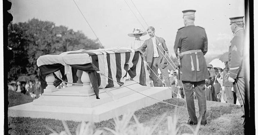 L'Enfant's Funeral: An Honor 84 Years Overdue