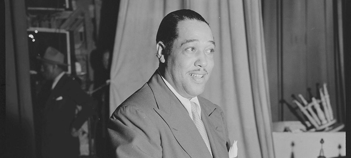 Duke Ellington (Source: Library of Congress)
