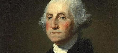 Gilbert Stuart painting of George Washington