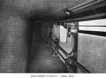 """Book Carrier to Capitol"" (Photo Source: Wikimedia Commons). https://commons.wikimedia.org/wiki/File:Book_Carrier_to_Capitol.png"