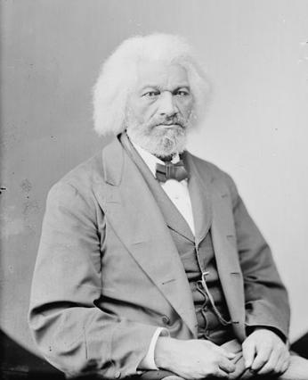 Frederick Douglass (Source: Library of Congress)