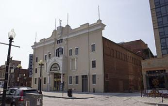 Exterior of Howard Theater (Source: Wikimedia Commons)