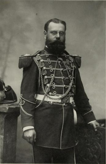 John Philip Sousa in his Marine Band uniform, 1880's (Photo Source: Library of Congress)