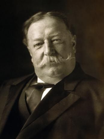President Taft loved turtle soup so much they name a version of the dish in his honor.