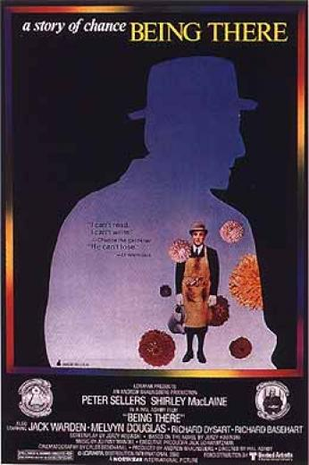 Film poster for Being There (Source: Filmsite.org)