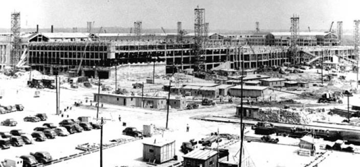 The Construction of the Pentagon