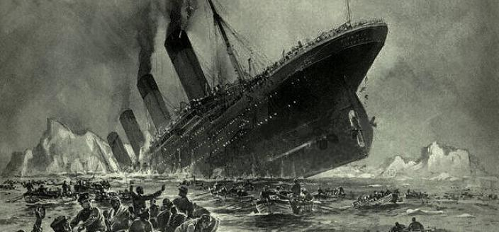 Willy Stöwer's Titanic Drawing