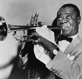 Louis Armstrong (New York World-Telegram and the Sun Newspaper Photograph Collection, Library of Congress)