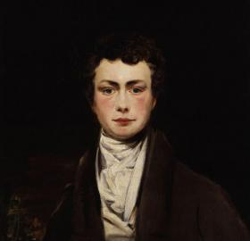 Painting of Thomas Moore from National Portrait Gallery. (Source: Wikipedia)