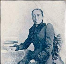 Anna J. Cooper (Source: Wikipedia)