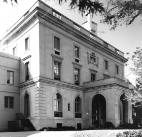 Broadhead-Bell-Morton Mansion. (Source: National Register of Historic Places)