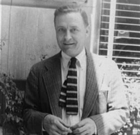 F. Scott Fitzgerald in 1937 (Source: Library of Congress)