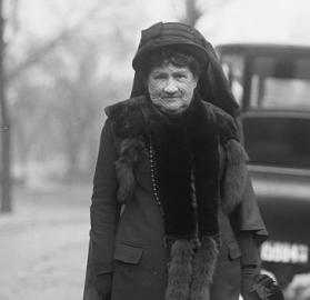 Mary Custis Lee in 1914 (Source: Library of Congress)