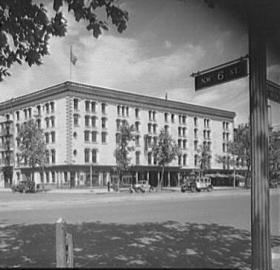 National Hotel c. 1920 (Source: Library of Congress)