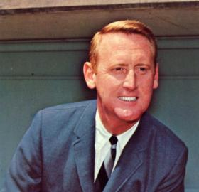 Vin Scully postcard (Photo source: Official Vin Scully website)