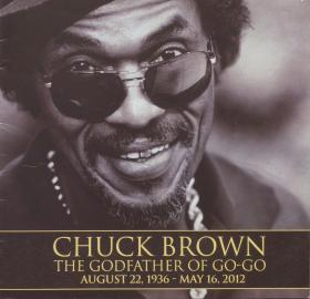 Poster commemorating the life of Chuck Brown (Source: DC Library's Go-Go Archive)
