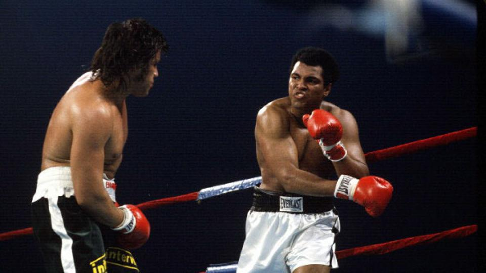 Muhammad Ali's Two Fights at Capital Centre | Boundary