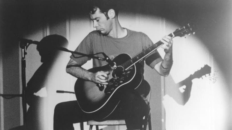John Fahey And The Dc Roots Of An American Genre Boundary Stones